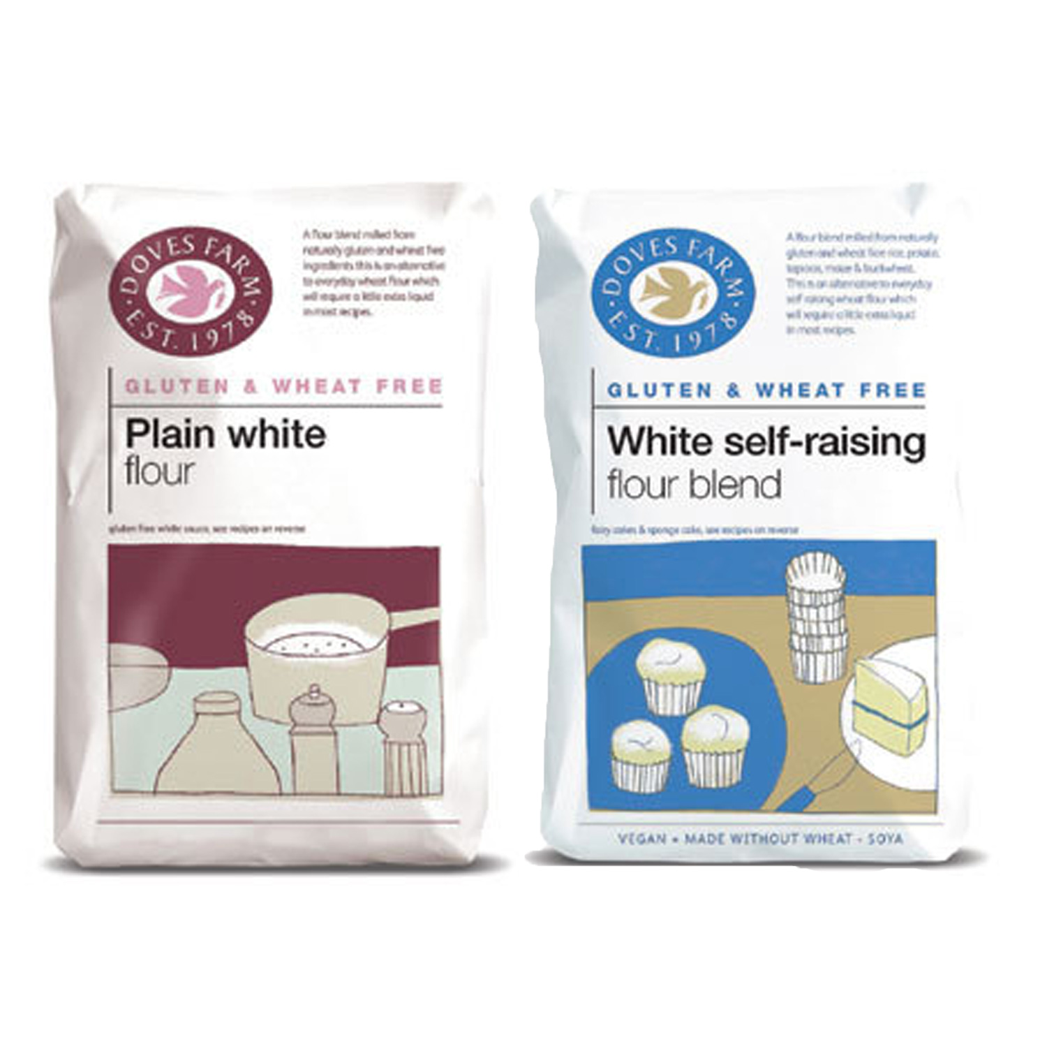Doves Farm Flour