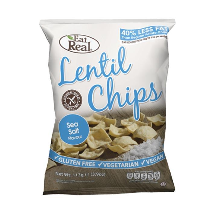 lentilchips